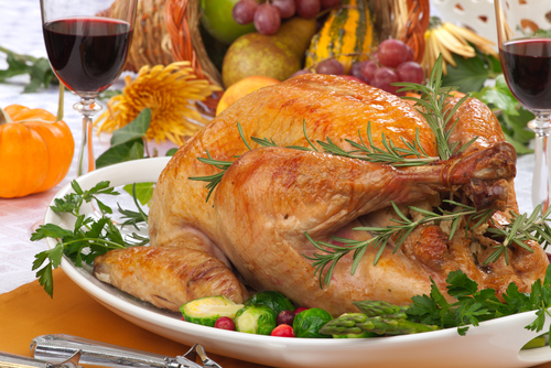 roast Free Range Turkey recipe